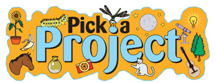 Pick-a-Project logo