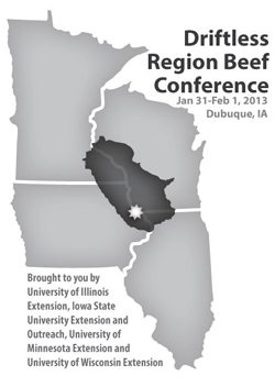 Driftless Region Beef Conference