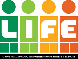 Living well through intergenerational fitness and exercise
