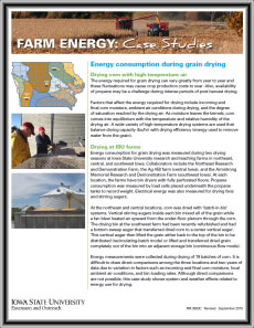 grain drying case study publication