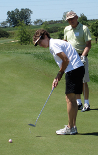 4-H golf tournament