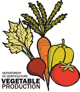 Department of Horticulture Vegetable Production
