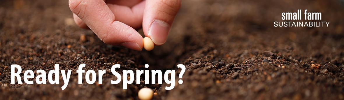 spring planting