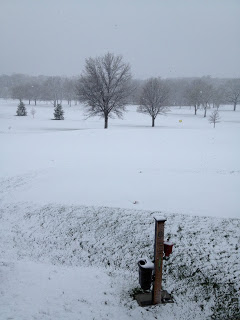 Veenker Golf Course Winter