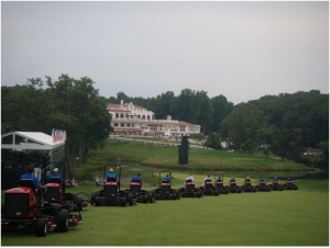 To Stripe or Not: Fairway Mowing Patterns | Turfgrass