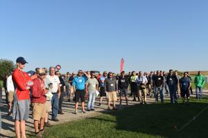 2018 Turfgrass Field Day opening remarks