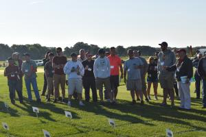 Nick Christians and Isaac Mertz share the latest findings in Kentucky bluegrass variety trials.
