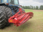 Strip-Tillage Roller