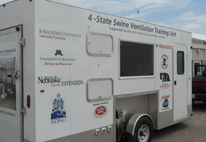 Swine Ventilation Training Unit