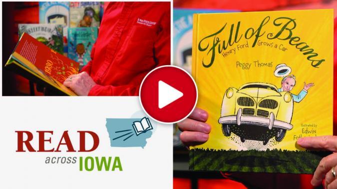 Read Across Iowa.