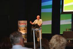 USDA Secretary of Agriculture Sonny Perdue at 2017 Iowa Ag Summit