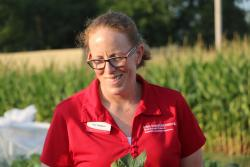 Dr. Erin Hodgson, Iowa State University Extension and Outreach Entomologist, Assistant Professor and Agriculture and Natural Res