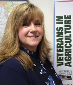 Beth Grabau is the Executive Director of Veterans in Agriculture. Beth is a 2019 Woman Impacting Agriculture honoree.