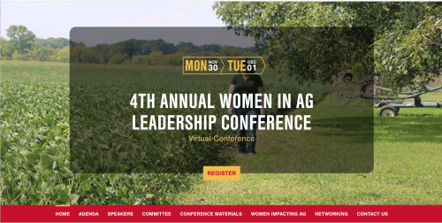 4th Annual Women in Ag Leadership Conference
