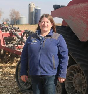 Val Plagge, 2018 Women Impacting Agriculture