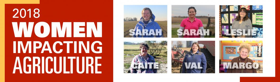 2018 Women Impacting Agriculture
