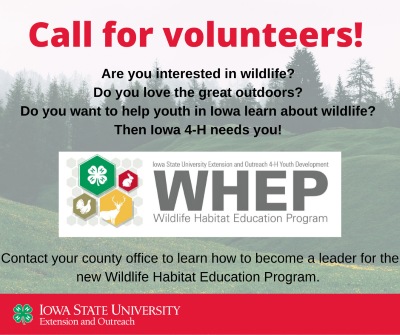 Call for volunteers for WHEP
