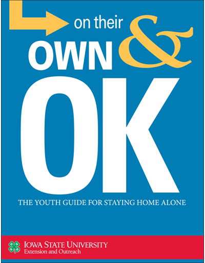 On Their Own and OK logo
