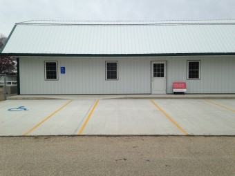 Worth County Extension and Outreach Office